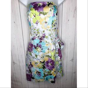 Alyn Paige New York Size 11/12 Strapless Dress